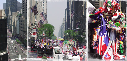 Puerto Rican Day Parade in New York City